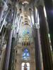 La Sagrada Familia:  Rose window