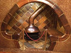Fireplace nook, Casa Battlo