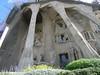 La Sagrada Familia:  Passion Facade