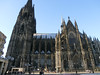 Cologne Cathedral:  Getting the entire church in a single photo is quite a challenge