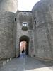 Impressive gate
