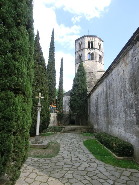 Sant Pere de Galligants (now a museum)
