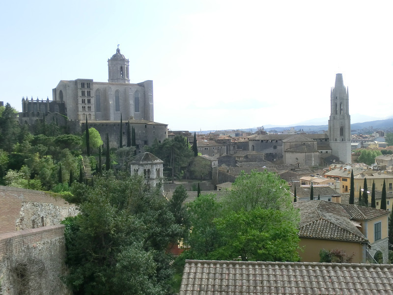 Cathedral and St. Feliu