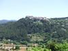 View of Le Castellet from La Cadiere d'Azur