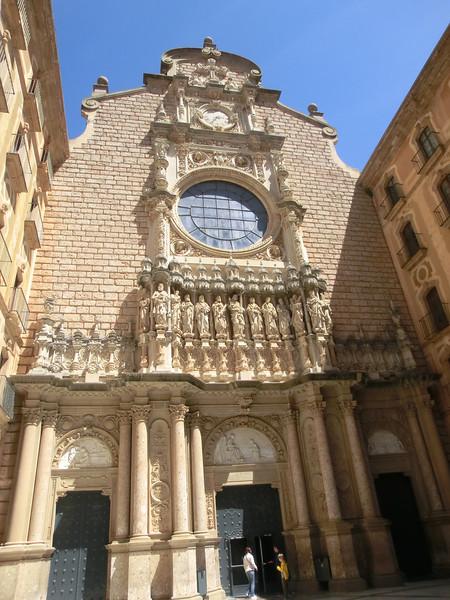 Monterrat basilica