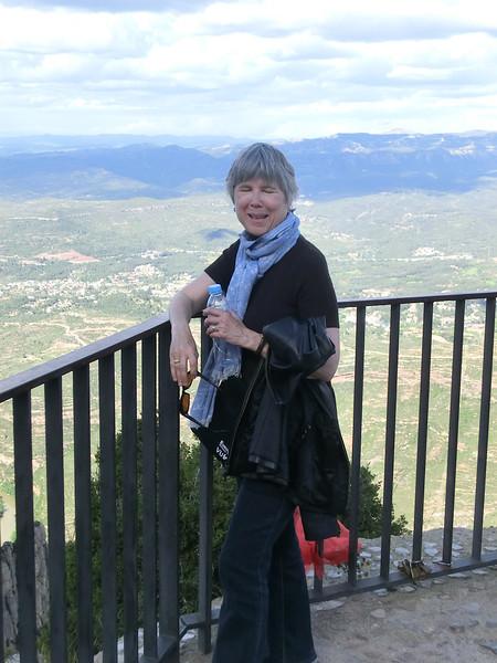 Linda at the edge