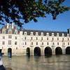 Chenonceau -- over the river (Cher)