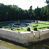 Chenonceau -- gardens