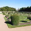 Chenonceau - gardens