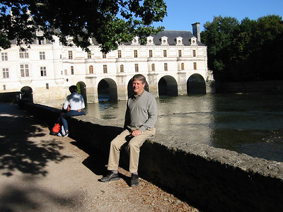 Chenonceau --  Ted
