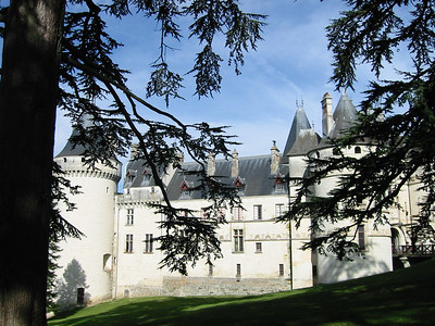 Chaumont -- through the trees