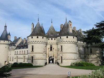 Loire - Chateaux