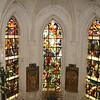 Chaumont -- modern chapel