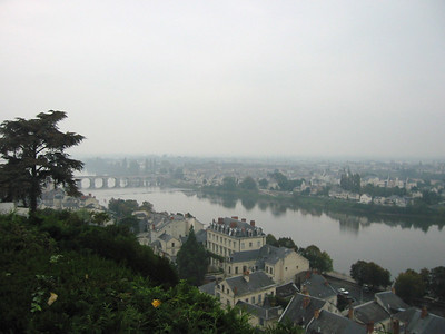 Saumur -- bridge over the Loire