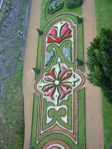Angers -- Moat garden