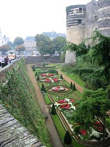 Angers -- castle