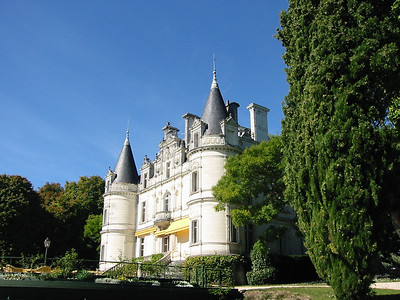 Tortiniere -- the Chateau