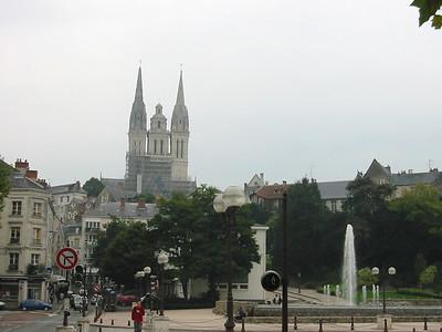Angers -- street scene