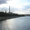 Seine and Tour Eiffel