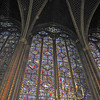 St. Chapelle  -- upper chapel