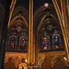 St. Chapelle -- lower chapel