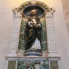 San Domenico:  Statue of St. Dominic