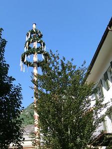 Traditional Maypole