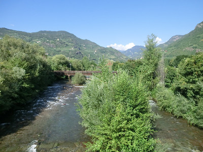 Countryside around Bolzano