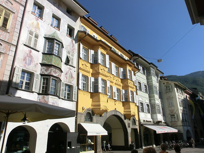 Bolzano center