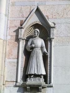 Yet another Duke, dressed in pilgrim garb