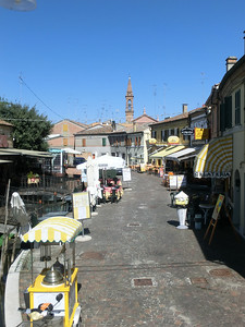 Comacchio:  The other canal