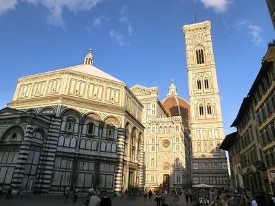 Baptistery, Santa Maria del Fiore (Duomo), Campanile