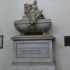 Santa Croce:  Machiavelli's tomb