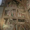 Santa Croce:  Baroncelli Chapel, Life of the Virgin, Taddeo Gaddi (14th C)