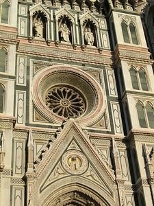 Santa Maria del Fiore (Duomo):  Facade