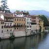 Bassano del Grappa: View from the bridge