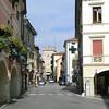 Marostica street scene