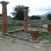 Paestum: Ancient columns