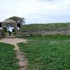 Peastum:  Ancient ampitheater