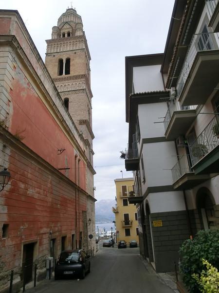 Gaeta street scene