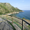 Gulf of Gaeta:  Beach drive
