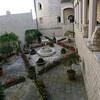 Monte Cassino:  Museum garden