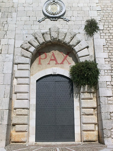 Monte Cassino: Peace Gate