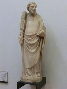 Duomo Museum:  Statue of St. Francis by Nino Pisano