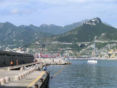 Leaving Salerno