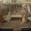 St. Stephen's Cathedral:  Fresco, Herod's Banquet, Filippo Lippi (15th C)