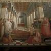St. Stephen's Cathedral:  Fresco, Funeral of St. Stephen, Filippo Lippi (15th C)