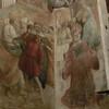 St. Stephen's Cathedral:  Fresco, Martyrdom of St. Stephen, Filippo Lippi (15th C)