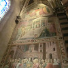 St. Stephen's Cathedral:  Frescoes, Life of Mary, Paolo Uccello and Andra di Giusto (15th C)