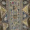 Duomo, Piccolomini Library, ceiling frescoes, Pinturicchio